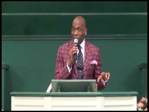 Jamal Bryant - Throwing Tomatoes (Upper Room Conference)