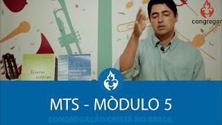 5º Modulo do Método de Teoria e Solfejo - MTS