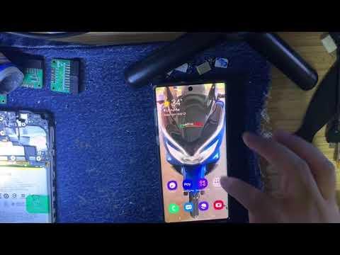 Sumsung S10 Note10 โหลดโปรแกรมไม่ได้ Grabtaxi Lalamove foodpanda Get Grabfood
