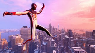 Spider-Man Miles Morales PS5 - Epic Combat, Stealth Takedowns & Free Roam Gameplay