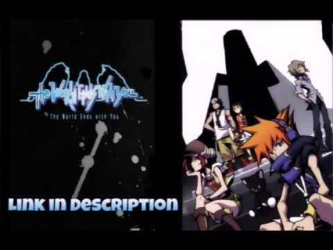 The World Ends With You (Apk 1.0.4 + OBB) Download