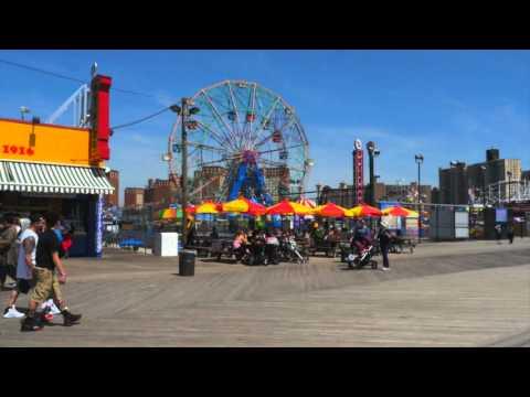 Coney Island - New York 2016