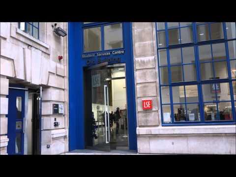 London School of Economics Walking Around