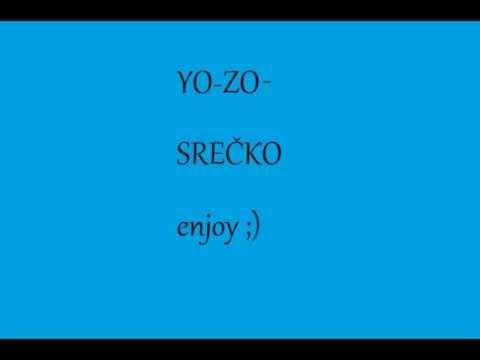 YO-ZO srečko