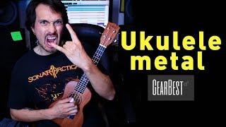 Ukulele metal - Mateo