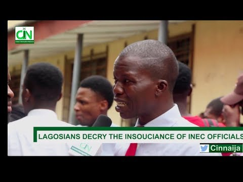 SEE THE HECTIC PROCESS OF OBTAINING PVC IN NIGERIA