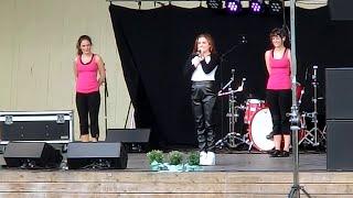 Amy Diamond i Örebro 2014-08-24 - Del 3 av 3