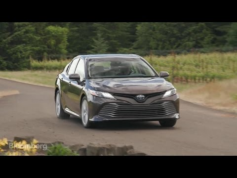 Toyota Sees 2018 Camry as Market 'Shot in the Arm'