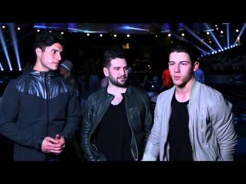Behind the Scenes with Dan+Shay & Nick Jonas - 50th ACM Awards
