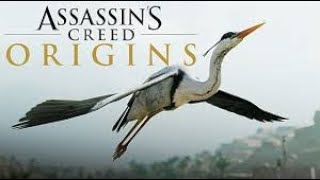 ASSASSINS CREED ORIGINS [FIRST TIME TRYING STEALTH KILLS]