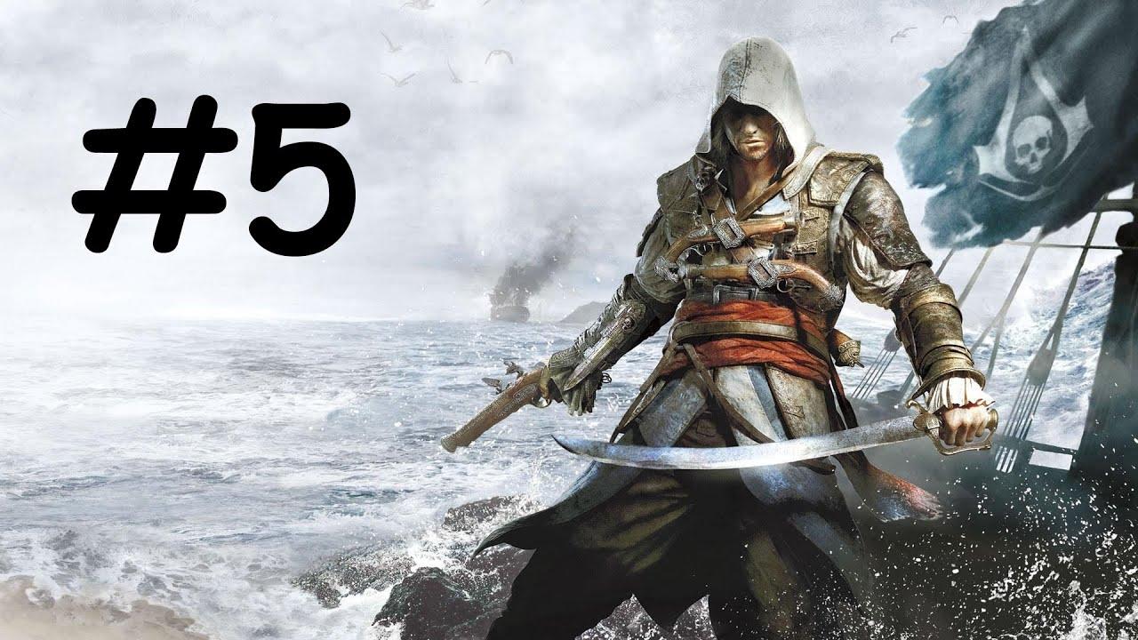 """Assassin's Creed 4: Black Flag"" walkthrough (100% ..."