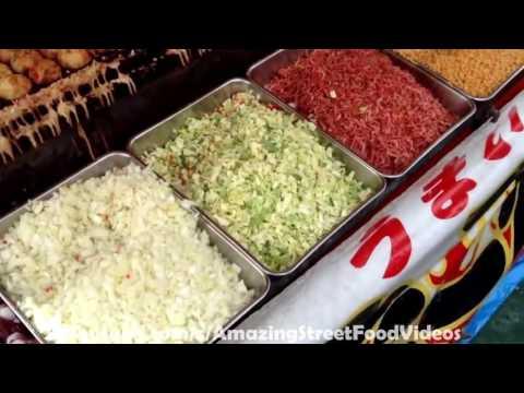 Jepang Makanan Pinggir Jalan Di Jepang Tokyo Makanan Pinggir Jalan 2016