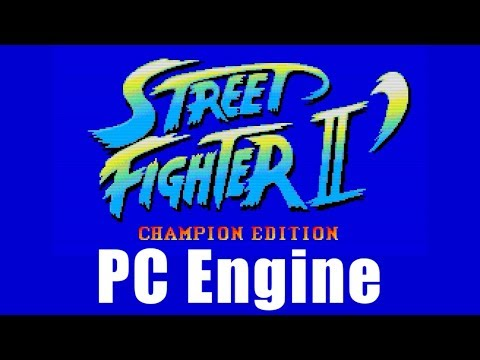 Ryu(リュウ) - STREET FIGHTER II DASH for PC-Engine