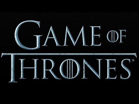 Игра престолов (VIII сезон)   Game Of Thrones (VIII Season) - Вступительная заставка / 2019