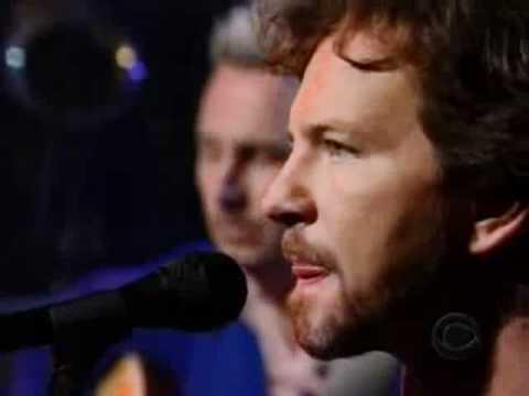 Pearl Jam - Masters Of War (Bob Dylan)