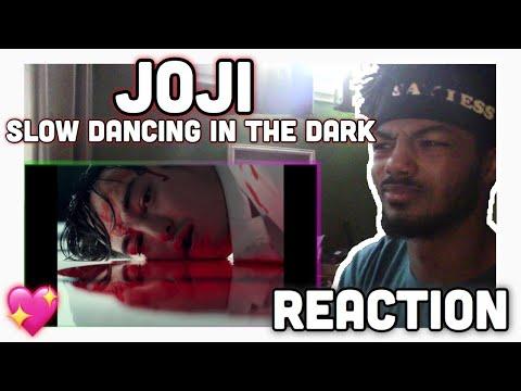 Joji - SLOW DANCING IN THE DARK (Reaction)