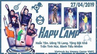 [Vietsub] Happy Camp 27/04/2019 (Hoắc Tôn, Uông Tô Lang, Trần Tinh Húc, Bành Tiểu Nhiễm)