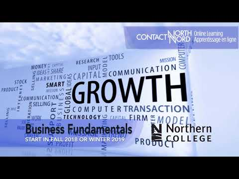Business Fundamentals, NCCP