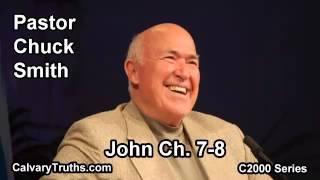 43 John 7-8 - Pastor Chuck Smith - C2000 Series