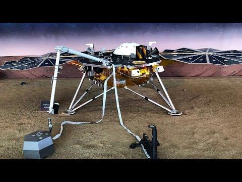 watch mars landing today - photo #10