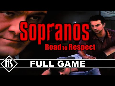 The Sopranos: Road to Respect (PS2) - Full Game - No Commentary