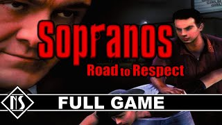 The Sopranos: Road to Respect (PS2) - Full Game - Longplay