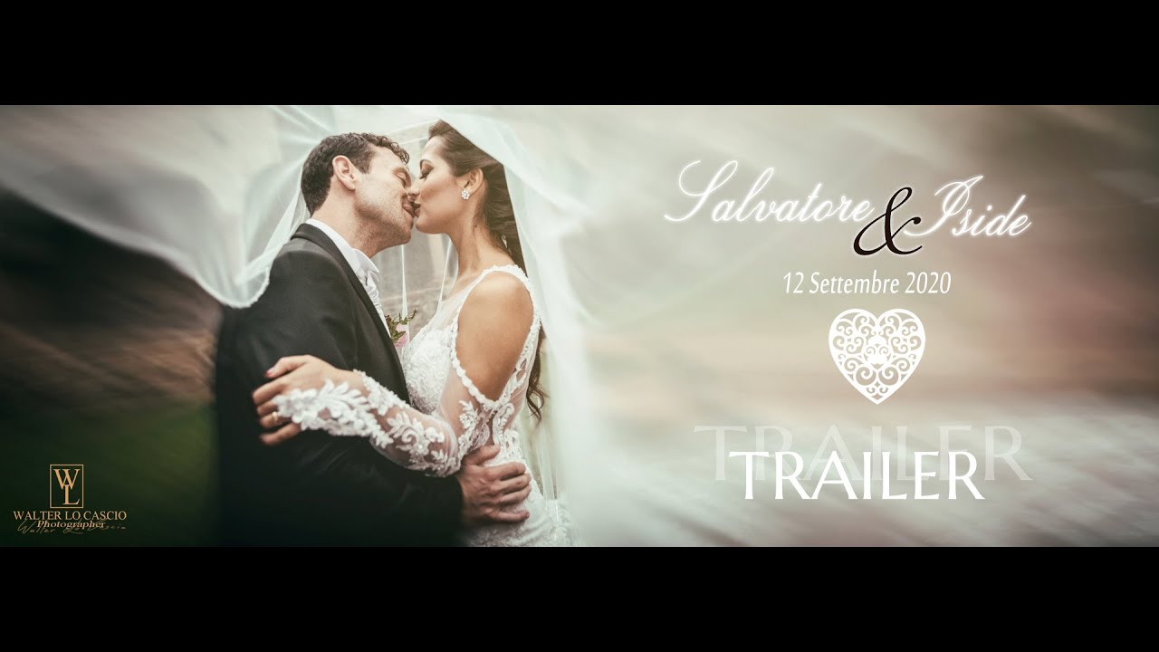 Trailer Wedding Cinema: Salvatore & Iside