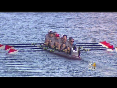Thousands Attend Annual Head Of The Charles Regatta