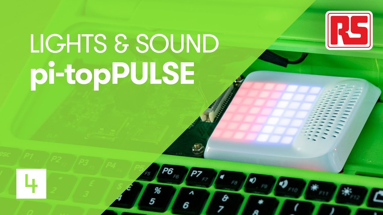 Lights Sound On Your Raspberry Pi Toppulse Youtube Projects Enabled Chr Element14