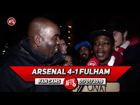 Arsenal 4-1 Fulham | I Want Aaron Ramsey To Stay!!!