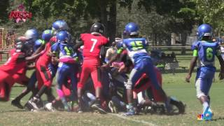 130lb Gwen Cherry Bulls vs Overtown Tornadoes