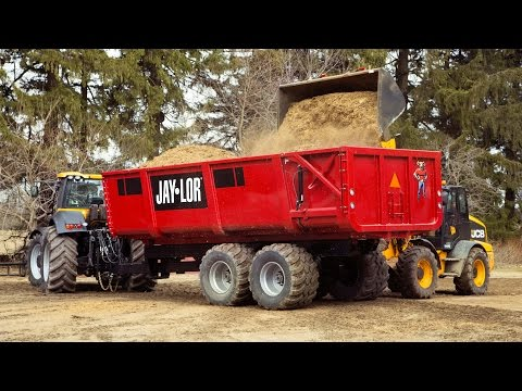Jaylor Dump Wagons