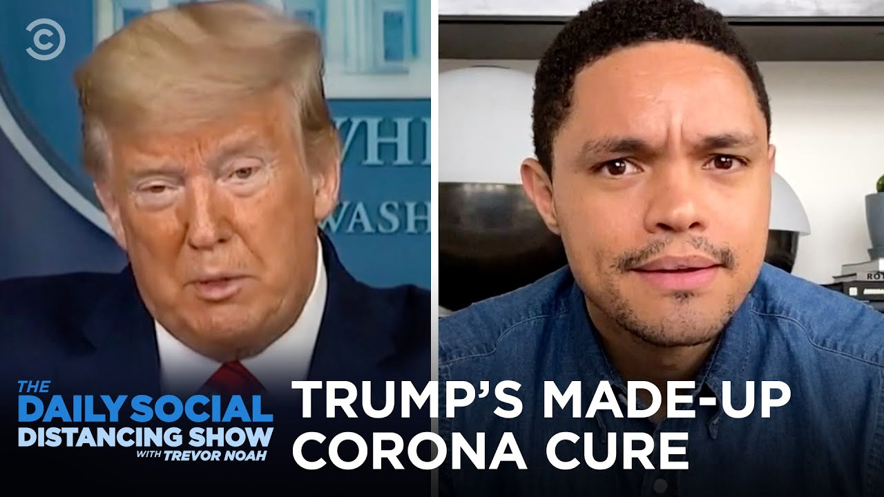 Trump's Bulls**t Corona Cure & Sad Spring Breakers | The Daily Social Distancing Show