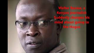 Pro Ruto Journalist Who Bribed Witnesses Now Threatens To Tell All
