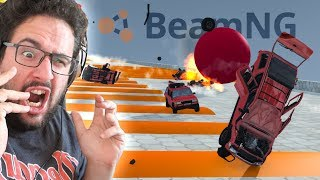 LA SYMPHONIE DE LA DESTRUCTION | BeamNG