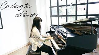 Có Chàng Trai Viết Lên Cây - Phan Mạnh Quỳnh || Piano Cover || An Coong видео