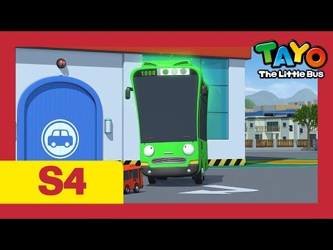 Tayo S4 All Episodes Compilation (Ep1~26) L Tayo Season 4 L Tayo The Little Bus