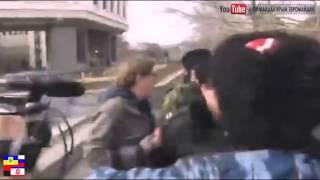 КРЫМ 06 03 ФЕМЕН FEMEN ПОБИЛИ СКАЗАВ ЧТО ОНА ПРОСТИТУТКА СИМФЕРОПОЛЬ