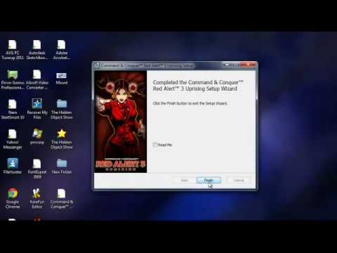 red alert 3 uprising keygen crack