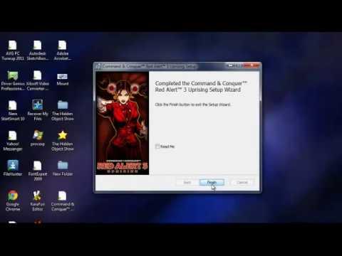 random serial number generator red alert 2
