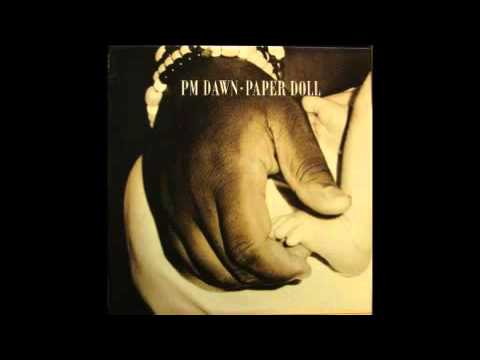 "PM Dawn ""Paper Doll"" (instrumental) 1991"