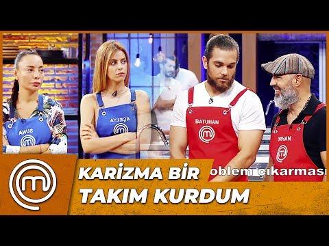 Kaptanlar Takımlarını Belirlediler | MasterChef Türkiye 9.Bölüm
