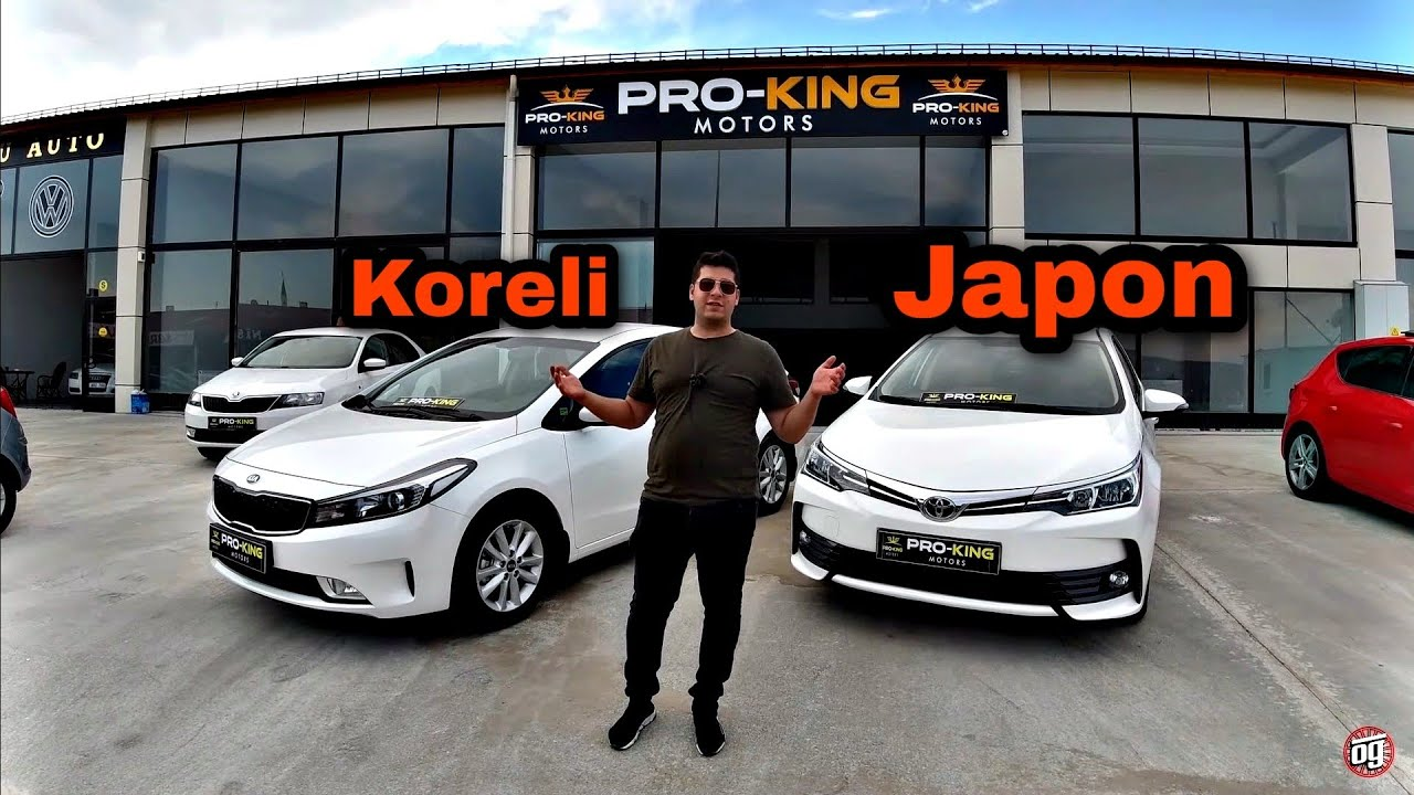 Japon vs Koreli   Kia Cerato vs Toyota Corolla    Kıyaslama   Otomobil Günlüklerim