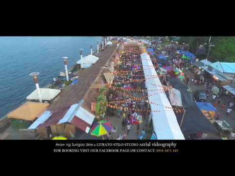 Araw ng Surigao 2016 Birds Eye View [Official] WATCH IN FULL HD