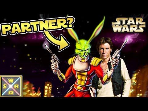 STAR WARS: Wie ein grüner HASE Han Solos Partner wurde - WTF Star Wars #4