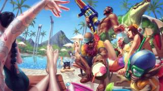Repeat youtube video League of Legends POOL PARTY Login Theme