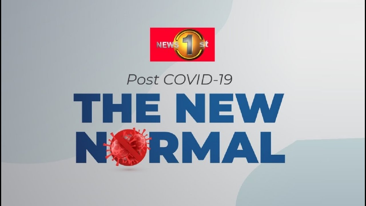 Covid 19 New Normal News 1st Webinar Episode 1 Youtube