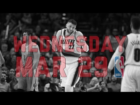 NBA Daily Show: Mar. 29 - The Starters