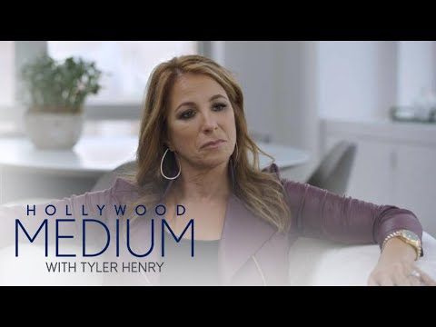 Jill Zarin's First Reading Since Her Husband Bobby Passed | Hollywood Medium with Tyler Henry | E!