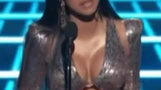 Cardi B acceptance speech at the 2019 billboard awards was epic😍